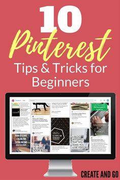Pinterest Marketing Tips | Pinterest Tips | Get Blog Traffic | Pinterest Traffic | Create and Go via @createandgoco