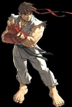 Ryu Street Fighter Comics, Street Fighter Game, Street Fighter Characters, Super Street Fighter, Street Fighter Wallpaper, Dragon Ball, World Of Warriors, Super Anime, King Of Fighters