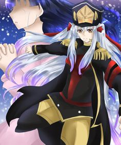 Re:Creators Setsuna and Altair, by Muraikayo