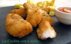 Pescado frito al estilo sureño