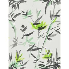 Buy Designers Guild Bamboo Wallpaper Online at johnlewis.com