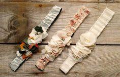 Como hacer vinchas con flores | Todo Manualidades