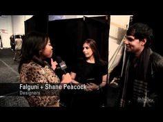 Backstage @ShanePeacock #NYFW #video