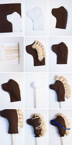 Crochet ideas that you'll love Cowboy Theme, Cowboy Party, Sewing Toys, Sewing Crafts, Cowboy Crafts, Cowboy Birthday, Leo Birthday, Stick Horses, Horse Party