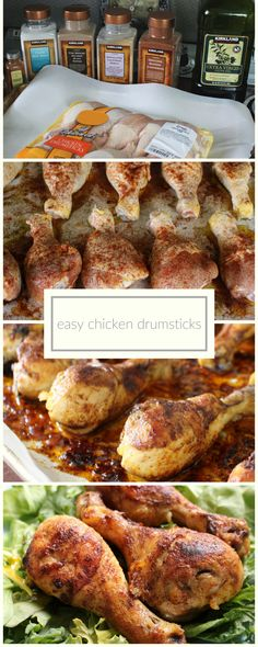 Ever Clever Mom - Easy Weeknight Paleo Chicken (Best Drumstick Recipe EVER)