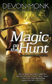 Book 6 in the Allie Beckstrom urban fantasy series published by Roc. Cover by the amazing artist, Larry Rostant.