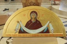 Symbols, Orthodox Icons, Photo, Painting, Virgin Mary, Art, Byzantine