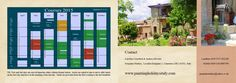 Our brochure about our painting holidays in italy | Painting Holidays Italy pages 29 & 30