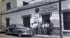 El 19 de septiembre de 1952 fue fundada la Facultad de Ciencias Biológicas de la UANL. Antiguas instalaciones de la Facultad de Ciencias Biológicas de la UANL alguien sabe en qué dirección estaba?