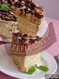 Рецепт торта из полуфабриката