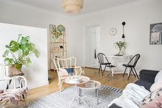 4 Fabulously Stylish Studio Apartments