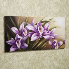 easy canvas painting ideas:scenic ideas sensuality of iris purple flowers design your own canvas wall creative canvas wall art ideas to spice up your house fabric canvas diy canCoffee Painting Designs Of Flowers On Canvas: Your Own Canvas Wall Art Flowers Flower Painting Canvas, Flower Canvas, Flower Art, Art Flowers, Canvas Paintings, Painting Flowers, Floral Wall Art, Arte Floral, Wild Orchid