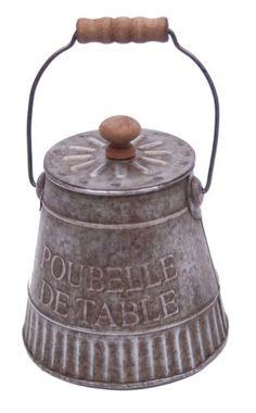 Kosz stołowy Poubelle - BelleMaison.pl