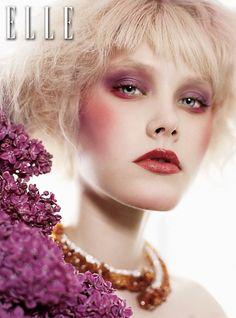 Pastel Craze by Karolina Trawinska for Elle Vietnam