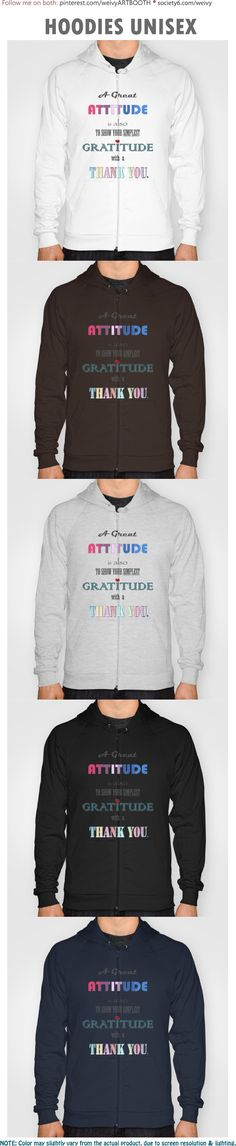Gratitude ~ Xmas Spirit Quote Hoody by weivy Quote Shirts, Shirts With Sayings, Spirit Quotes, Positive Things, Presents For Friends, Attitude Of Gratitude, Mode Inspiration, Hoodies, Sweatshirts