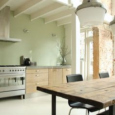 Kitchen green Design Ideas, Pictures, Remodel and Decor
