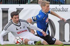 Arminias B-Elf verliert 1:2 in Verl – Hornig und van der Biezen verletzt +++  Aus im Westfalenpokal
