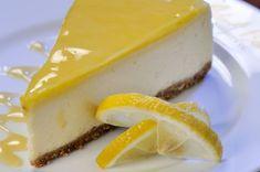 Cheesecake cu lamaie - Foodstory.stirileprotv.ro