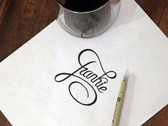 Logo Design: Handwritten