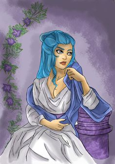 Metis - Titan of good counsel, advice, planning, cunning, craftiness, and wisdom. Mother of Athena.