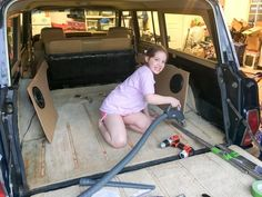 How to Soundproof a Jeep Grand Wagoneer Do you have a Jeep Grand Wagoneer? If so, the main soundproofing you have are two small felt… Jeep Fenders, Cherokee Chief, Jeep Wagoneer, Jeep Gladiator, Sound Proofing, I Cool, Jeep Grand, Jeep Life, Jeep Wrangler