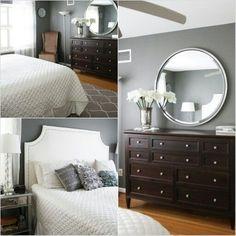 The 9 Best Benjamin Moore Paint Colors Grays Including Undertones Dark Furniture Bedroomdark