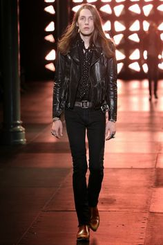 """Seriously Ruined: RUNWAY: Saint Laurent 