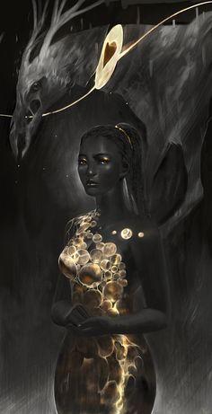 Magali Stone by Junedays.deviantart.com on @deviantART