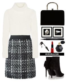 """""""Untitled #534"""" by jovana-p-com ❤ liked on Polyvore featuring Dolce&Gabbana, Roberto Cavalli, Boohoo, Yves Saint Laurent, Givenchy, Giorgio Armani and Lancôme"""