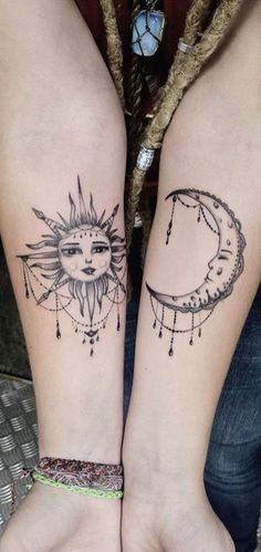Bohemian tattoos You are in the right place about Tattoo Style mixed Here we offer you the most beautiful pictures about the Tattoo Style logo you are lo Gypsy Tattoo Design, Bohemian Tattoo, Tattoo Designs, Boho Tattoos, Sun Tattoos, Body Art Tattoos, Small Tattoos, Bohemian Gypsy, Tatoos
