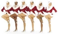 NYC- Radio City Rockettes Christmas Spectacular; nothing better to put you in the Christmas spirit!