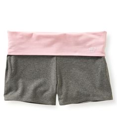 Knit Yoga Shorts - Aeropostale