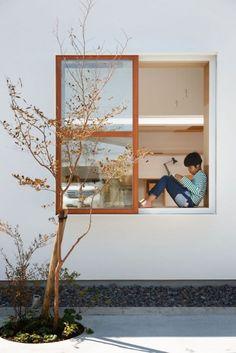 janela como espaço de transição :)