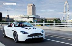 Rides: Aston Martin 2013 V12 Vantage Roadster