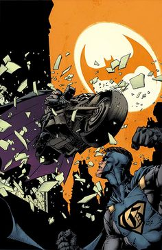 """I AM GOTHAM"" Chapter Three: Batman and Gotham strike out together to get to the bottom of the mysterious attacks against the city. Could this novel and headstrong new hero be everything Gotham City n"
