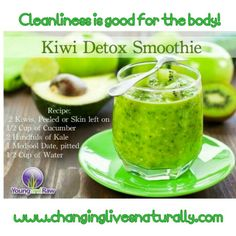 Cleansing the body
