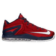 f7c6cff70022 Dicks Sporting Goods - Become the heir to the throne in the LeBron Low   Independence Day . Snag these sneakers in stores today