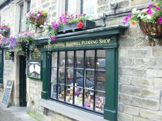 Original Bakewell Pudding Shop, Bakewell Picture: Deli - Check out Tripadvisor members' 421 candid photos and videos of Original Bakewell Pudding Shop Bakewell Pudding, Bakewell Tart, Peak District Cottages, Peak District England, Mum Birthday, Derbyshire, Trip Advisor, The Originals, Facades
