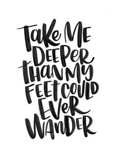 Oceans Lyrics by Hillsong United. Song Lyric Quotes, Bible Verses Quotes, Jesus Quotes, Faith Quotes, Words Quotes, Message Quotes, Lyric Art, Sayings, Music Quotes