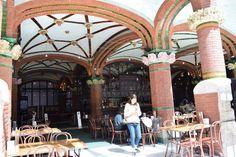 BARCELLONA - Palau de la Musica Foyer