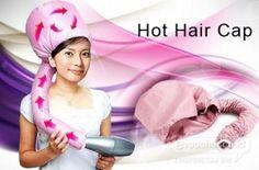 Hot Hair Cap Yang Membuatmu Dapat Melakukan Perawatan Rambut Layaknya Hair Spa Di Rumahmu Sendiri Hanya Rp.189,000 - www.evoucher.co.id #Promo #Diskon #Jual  Klik > http://evoucher.co.id/deal/Hot-Hair-Cap  Kini melakukan perawatan rambutnya hair spa layaknya di salon bisa kamu lakukan sendiri dirumah menggunakan Hot Hair Cap + hair dryer yang kamu punya. Hasilnya kamu akan memiliki rambut halus dan lembut seperti sutra  pengiriman mulai 2014-02-24