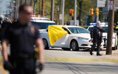 """The man suspected of killing a Cleveland man and posting a video of the murder on Facebook fatally shot himself after a """"brief pursuit"""" by Pennsylvania State Police officers on Tuesday, police said…"""