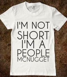 "a ""people mcnugget""...lol!!!"