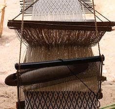 Authentic African Weaving
