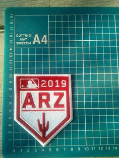 139595521 2019 Spring Training Patch Arizona Cactus League 4