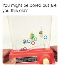 Are you this old...