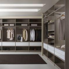 Neatsmith | Anthracite Walk-In Wardrobe
