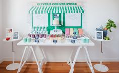 Corner Store Themed Party | Amy Atlas Events