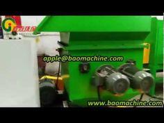 eps foam melting machine, capacity:50-200kg/h  electric: ABB, SIEMENS,OMRON  material: SS304  model: styrofoam compactor  contact: 0086-13962217900(whatsAPP) /18915721292 email: apple@baomachine.com,  wechat/QQ: 44368060,  www.baomachine.com,  skype: applelee7610 zhangjiagang lianguan recycling science technology co.,ltd.