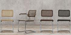 Bauhaus Collection | Restoration Hardware. Cesca stools?
